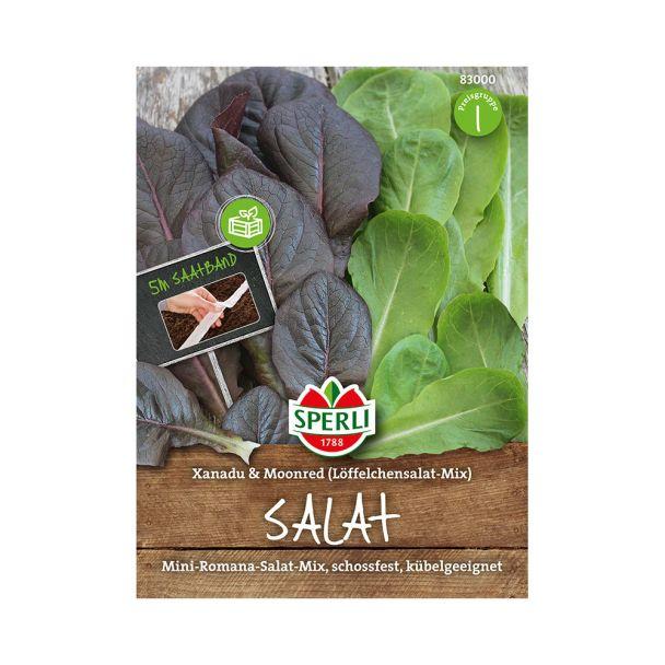 Salat 'Xanadu & Moonred' (Saatband)