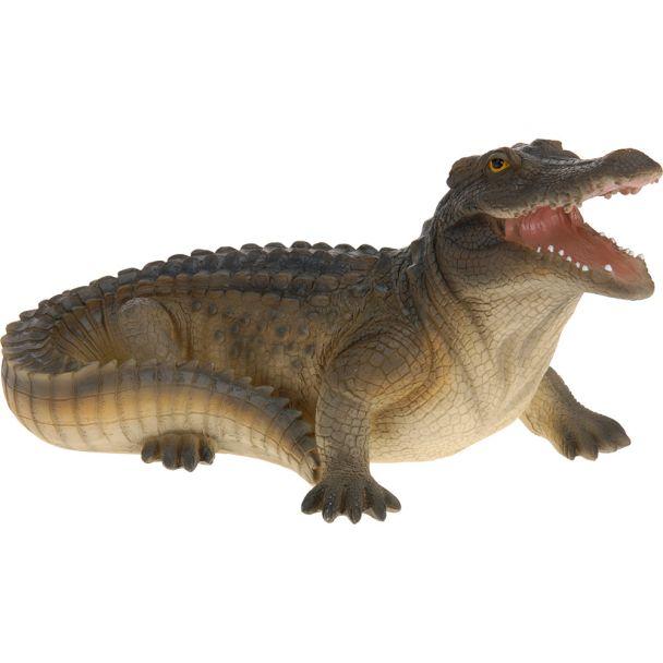 Gartenfigur 'Krokodil'