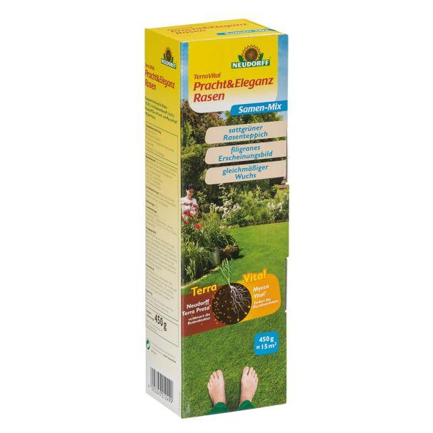 TerraVital® 'Pracht&EleganzRasen' Samen Mix 450 g