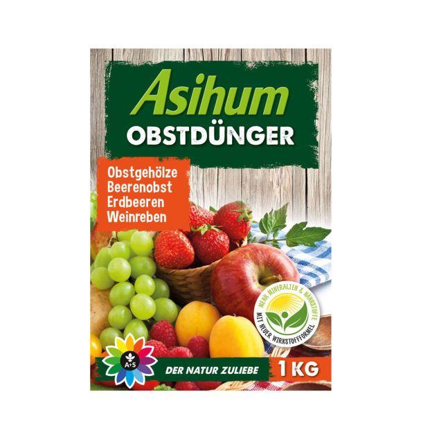 Asihum Obstdünger 1 kg (100 g / € 0,45)