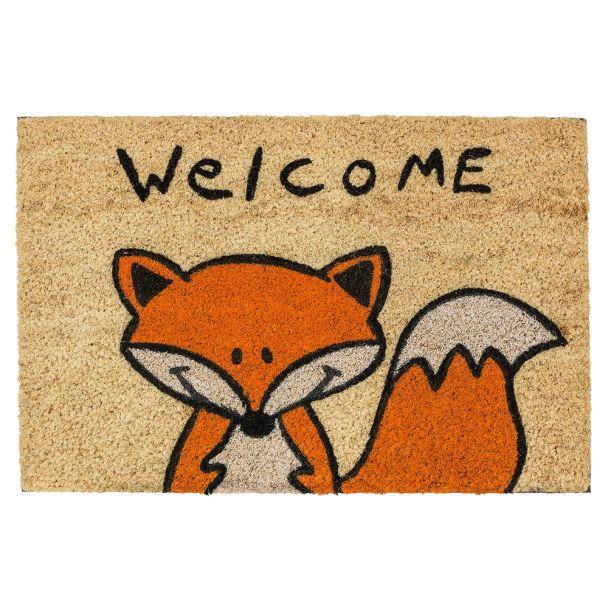 ASTRA Fußmatte Coco Style 'Fuchs'