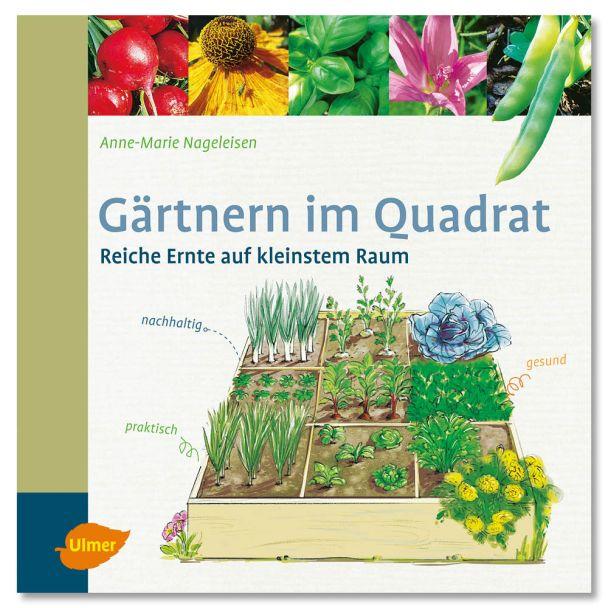 Buch 'Gärten im Quadrat'