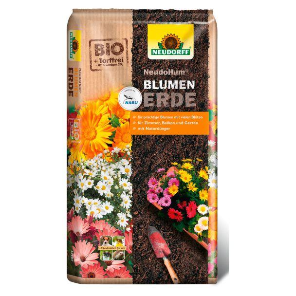 NeudoHum® 'Blumenerde' 3 Liter (1 l € 1,33)