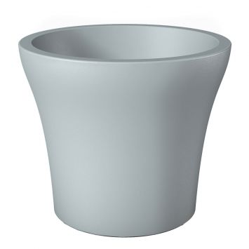 'No1 Style®' Pure Grey 40 cm Pflanzgefäß